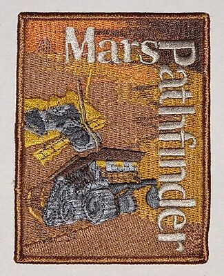 Aufnäher Patch Raumfahrt NASA Mars Pathfinder .........A3099