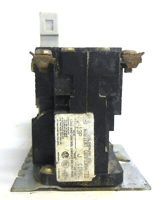 Westinghouse Overload Relay Aa23p Ambient Compensated Model J 600 Vac