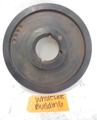 Martin 1 Groove Sheave Pulley 1 B 110 Tb 2517 11.35 Od Tapered Bushing Bore