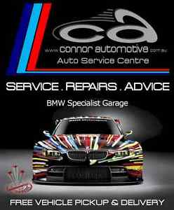 BMW 320i N46 oil leak repairs - Vacuum Pump - Connor Automotive Caringbah Sutherland Area Preview