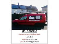 MD. Roofing - Exterior Property Maintenance