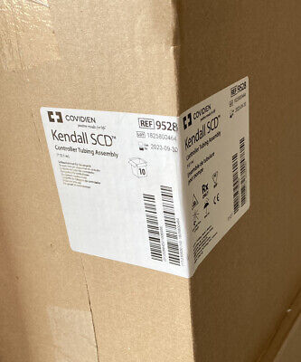 Case Covidien Kendall Scd Ref 9528 Tubing For Express 700 Compression System