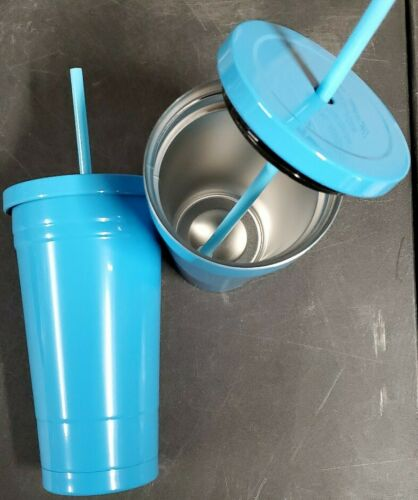 2 steel tumbler 20 oz vacuum insulated