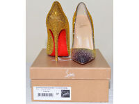 Christian Louboutin Shoes Brand size 4 New in Box