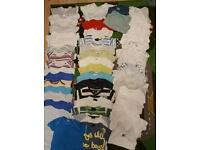 Huge collection of boys clothes (3-6)