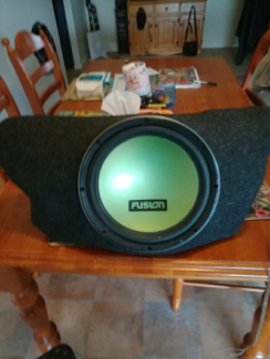 Commodore sub woofer