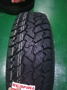 LT265/75R16 LRE 10 ply Sunfull All Terrian Tires 4 tires $500