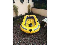 Challenger Inflatable Boat