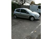 Clio Low mileage, 2 owners (mother and daughter)