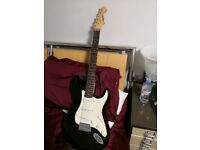 Guitar is a Aria stg series and amp is a marshall. Exellent condition £200 o.n.o