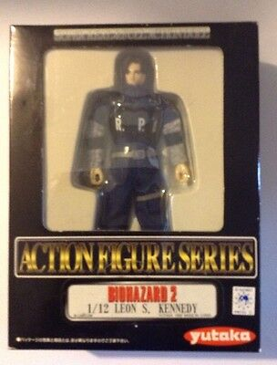 Yutaka Biohazard 2 (Resident Evil) Leon S.Kennedy Action figure