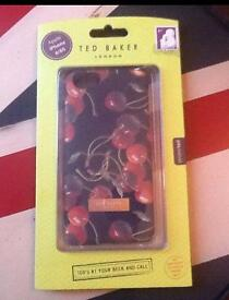 Brand new ted baker iPhone 6/6s case