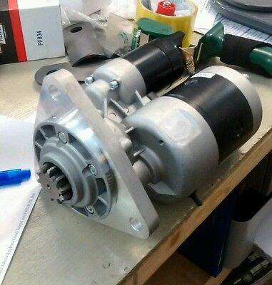 Belarus Tractor 12v Gear Reduction Starter 500 505 520 525 530 532 560 562 5111