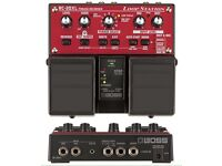 Boss RC-20XL Loop Station Twin Pedal