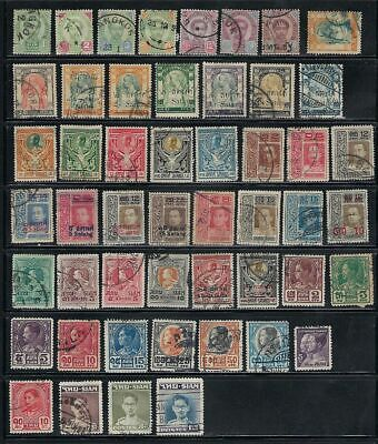 Thailand Lot, 1887 to 1997