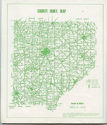 Inventory Of Ohio Soils - Clinton County - Report No 6-1956 Booklet - $20.00
