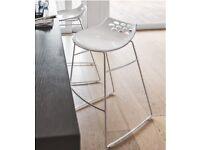 3 Calligaris designer bar stools