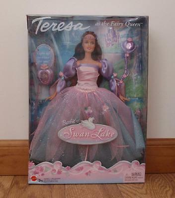 (Barbie) Teresa - the Fariy Queen from Swan Lake  (2006) MNRFB/RARE RED HAIR