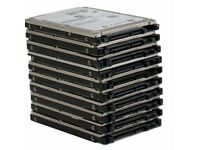 "Lot of 10 Mix SLIM Seagate WD Toshiba Samsung 320GB 2.5/"" SATA Laptop Hard Drive"