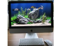 Apple iMac 21.5-inch, 2.7GHz Intel Core i5, (8GB DDR3) 1TB HD, in Mint Condition - In iMac carry box