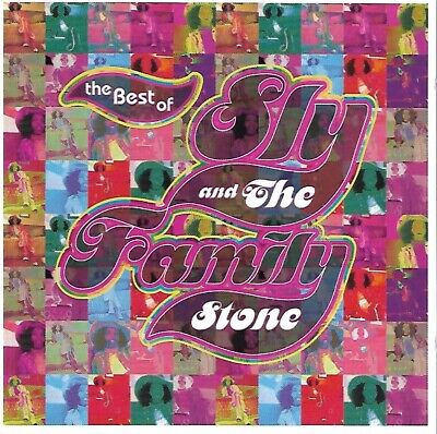 The Best of Sly and the Family Stone (1998) 20 Track (Best Of Sly And The Family Stone)