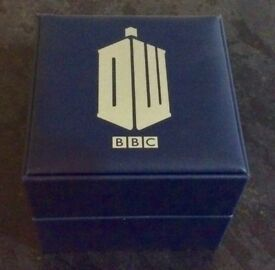 Limited Edition Doctor Who Watch
