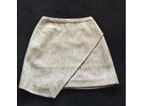 H&M Shimmer / Glitter Skirt
