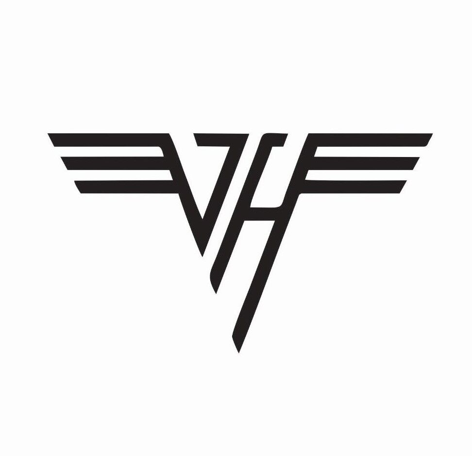 Home Decoration - Van Halen Music Band Vinyl Die Cut Car Decal Sticker - FREE SHIPPING