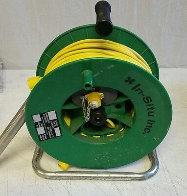 In-situ Pxd-260 30psig 200ft Pressure Transducer With Cable Reel