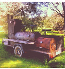 BBQ smoker trailer 10k firm Cronulla Sutherland Area Preview