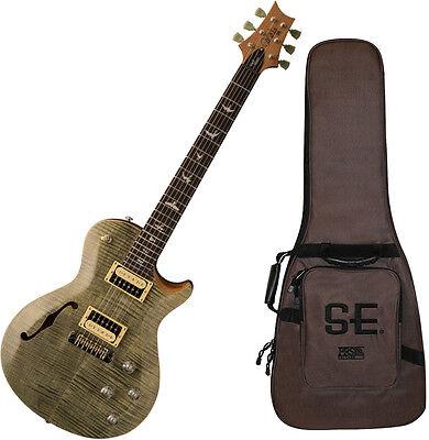 PRS ZM3TG Zach Myers (SE 245 Pickups) Tampas Green Electric Guitar w/Gig Ba