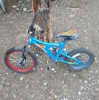 Various BMX Bikes