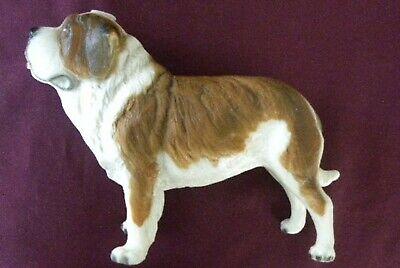 Breyer St. Bernard Dog Figurine