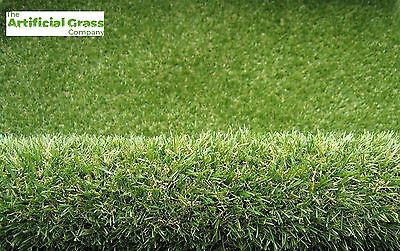 Artificial Grass Fake Small Patio Garden Lawn Play Area 1.98m x 2.3m 15mm Pile