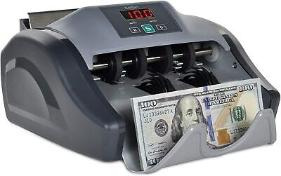 Kolibri Money Counter With Counterfeit Bill Detection Bill Counting Machine Usd