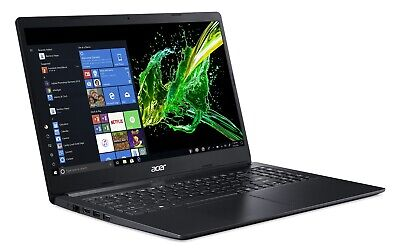 "Acer A115-31-C23T Aspire 1 15.6"" HD N4000 1.1GHz 4GB RAM 64GB eMMC Win 10 Home"