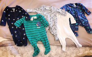 Baby romper onesie size 00000 Premmie - 5 Pieces bundle $20 Eastwood Ryde Area Preview
