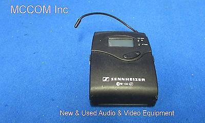 Sennheiser SK100 G3 Bodypack Transmitter  Freq 566-608MHz