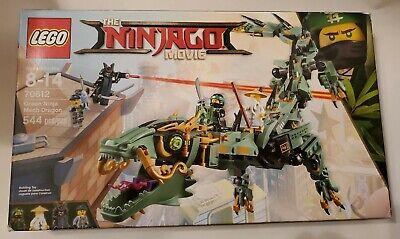 LEGO - Ninjago Movie - 70612 Green Ninja Mech Dragon *BRAND NEW / SEALED*