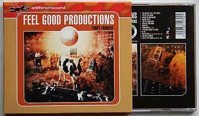 Track Slip (Feel Good Productions Funky Farmers 13-Track + Slipcase Mint)
