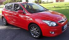 2010 Hyundai i30 Hatchback SLX Auto 2L petrol 91800Klms w' books Tea Tree Gully Tea Tree Gully Area Preview