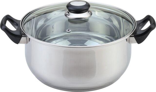 """Homestyle Fleischtopf - Kochgeschirrserie """"Bologna"""" , in ca.1,5, 3,0 & 5,0 Liter"""