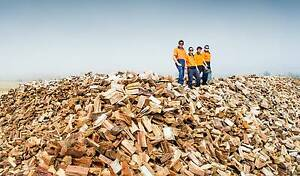 Quality Split Firewood, Delivered to your Home or Business Queanbeyan Queanbeyan Area Preview