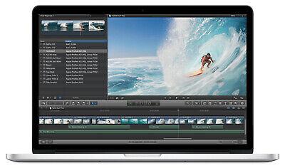 """Apple MacBook Pro ME294LL/A 15.4"""" Quad i7-4850HQ Retina Display 512GB 16GB RAM"""