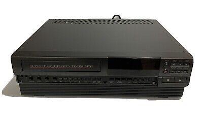 Gyyr Tlc2100shd Super High-density Time Lapse Video Vhs Recorder 120v Japan