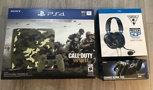 PS4 Edition Special Call of Duty WW2