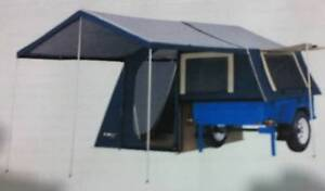 OZTRAIL 6 CAMPER TRAILER Toukley Wyong Area Preview