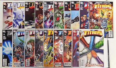 Titans #1-38 (2008) DC Comics High Grade Set