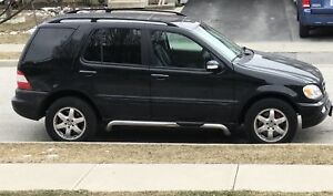 2003 Mercedes Benz SUV for sale $4000 OBO