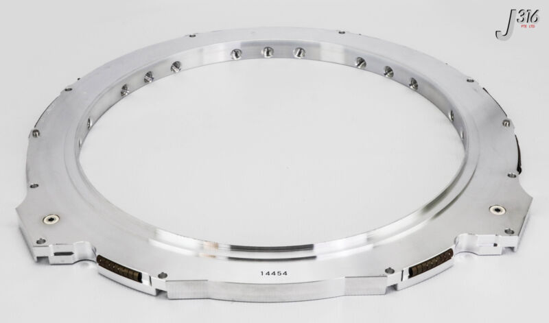 14454 Applied Materials Ring, Sym. Gas Dist. 24 Ports, Ultima 0040-04650